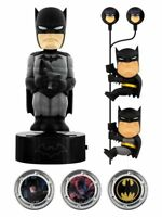 BATMAN GIFT SET BodyKnocker Scalers EarBuds HubSnaps Brand New Limited Edition