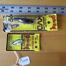 Strike King KVD fishing lure and other (lot#12149)