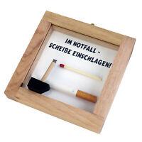 Lustiges Notfallset mit Zigarette und Streichholz, Witziges Geschenk für Raucher