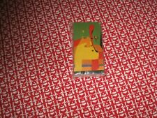 """Joan Miro Pencil Eraser """"Flama a l'espal l dona nua"""" 1932 Mp Barcelona, Inc. New"""