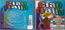 CD CIAO ITALIA 15T DI CAPRI/NAPOLI/CARRA/SORRENTI/CUTUGNO/BOBBY SOLO/I SANTO