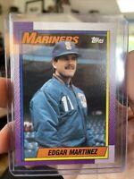 1990 Topps Edgar Martinez Card # 148
