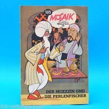Mosaik 135   Digedags Hannes Hegen Originalheft   DDR   Sammler JR 73
