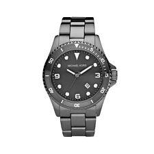 Relojes de pulsera fechas de acero inoxidable, para hombre