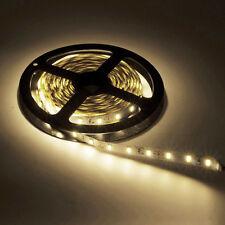 5M 300Leds 5630 Warm White Super Bright LED Strip SMD Light Non-Waterproof 12V