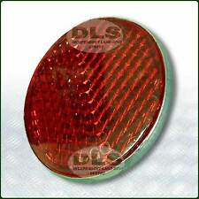 Round Rear Reflector Land Rover Series models (551595)