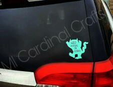"""""""Wild Things on Board"""" Car Decal (Where the wild things are)"""