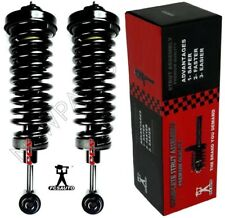 For Ford Expedition 2003-2006 Pair of Front Struts & Coil Springs FCS