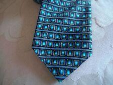 Neck Tie Geometric Vintage Ties