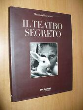 MAURIZIO BUSCARINO IL TEATRO SEGRETO P. GIACCHE' MARIO MARTONE EDIZIONI BNL 2002
