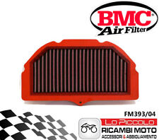 FM393/04 FILTRO ARIA BMC SUZUKI GSX-R 1000 2007 2008 SPORTIVO LAVABILE RACING