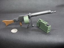 "12"" Figure Doll 1/6 Scale Weapon Model Toys MG08/15 Water Cooled Machine Gun"