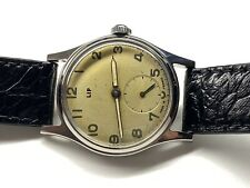 beautiful vintage antimagnetic lip wristwatch made in france   magnificent !