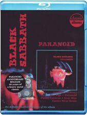BLACK SABBATH - PARANOID-CLASSIC ALBUMS (BLURAY) EAGLE VISION  BLU-RAY NEW