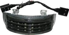 Custom Dynamics Tri-Bar Smoked LED Rear Fender Tips for 14-17 FLTRX/FLHX