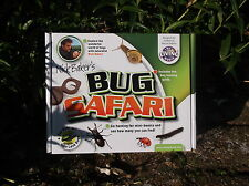 BUG SAFARI minibeast insect  observation nature kit NICK BAKER - My Living World