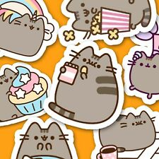 40 Kawaii Cat Stickers, Journal Stickers, Diary Stickers, Scrapbooking [USA]