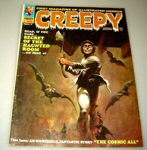 Creepy # 38 - Warren Publications - FN 1971
