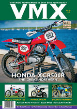 VMX Vintage MX & Dirt Bike AHRMA Magazine -Issue #66