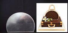 "Novelty Baking Tins - Ladies Hand Bag 4/25- 3"" Deep"