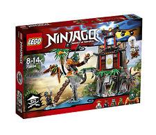 LEGO® NINJAGO™ 70604 Schwarze Witwen-Insel NEU OVP_ Tiger Widow Island NEW MISB
