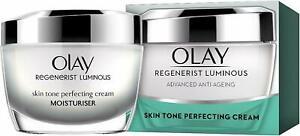 Olay Luminous Tone Perfecting Cream for Glowing & Even Skin Tone50 ml HALF PRICE