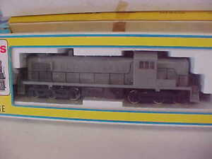HO,Atlas#7080,undecorated, Alco RSD4/5, mint in box