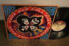 KISS ROCK AND ROLL OVER ORIGINAL ALBUM 1976 !