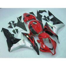 Red Fairing Bodywork Kit For Honda CBR 600RR CBR600RR F5 2007 2008 New