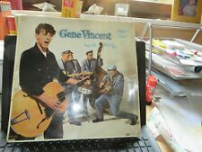 Gene Vincent: And the blue caps RARE UK FIRST PRESS, bitte Text lesen