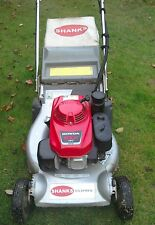 "KAAZ Shanks 553 HRS PRO  21"" Self Propelled Honda petrol Lawn Mower"