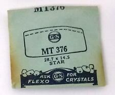 NOS G-S Crystal MT376 for STAR * 28.7 x 14.5 mm