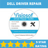 DELL Drivers Software Restore Repair Toolkit CD DVD Windows 10 8 7 VISTA XP