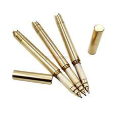 Tactical Pen Self Defense Weapons Glass Breaker Brass Handmade Outdoor EDC Tool