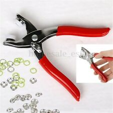 9.5mm Fastener Snap Pliers For Button Snap Fixing Tool Craft Buttons Press Studs