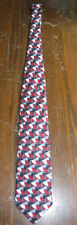 NEW!!! Geometric Classic (57 in.-60 in.) Necktie by Mark Alexander