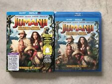 Jumanji: Welcome to the Jungle (Blu-ray + Digital, Bilingual)