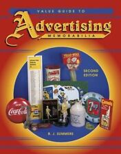 Value Guide to Advertising Memorabilia by B. J. Summers (1998, UK-Paperback)