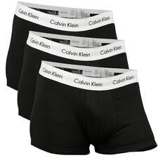 Calvin Klein 3 Boxershort Baumwolle Herren Schwarz U2664G 1 Gr. M ANGEBOT