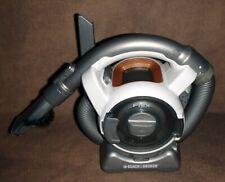 Black & Decker Flex Fhv1200 Cordless Mini Canister Vacuum Cleaner