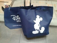 2 x New DISNEY Mickey Mouse Collectible ECO large Recycle Bag Carry All  Tote