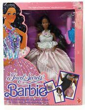 1986 Jewel Secrets Barbie African American No. 1756 NRFB
