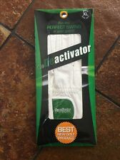 3! The Deactivater Golf Gloves! Correct Your Hook Or Slice W/ Golf Tech RH XL