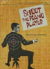 Shoot the Piano Player (Criterion Collection) [New DVD] Black & White, Dolby,