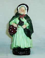 Hn 1896 - Royal Doulton Figurine - Sairey Gamp -Dickens Series 2 - 1943 Date