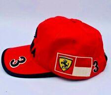 Mütze Michael Schumacher Collection Formel 1 Vintage Kappe Basecap Ferrari