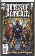 Batman Gates of Gotham 2011 series # 1 A very fine comic book