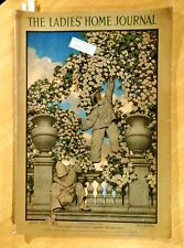 MAXFIELD PARRISH Cover Art LADIES HOME JOURNAL July 1912 Complete Magazine