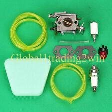 Carburetor kit for Poulan 2175 2250 2375 2450 PP260 Zama C1U-W8 C1U-W14 trimmmer