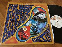 LP  The West Coast Pop Art Experimental Band – Part One Label: Reprise Records
